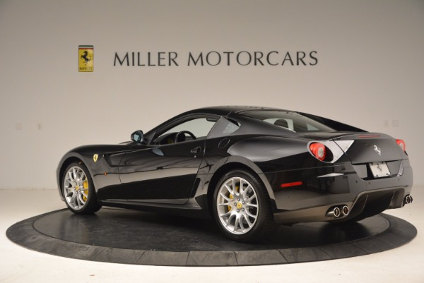 Used 2008 Ferrari 599 GTB Fiorano for sale Sold at Bentley Greenwich in Greenwich CT 06830 4