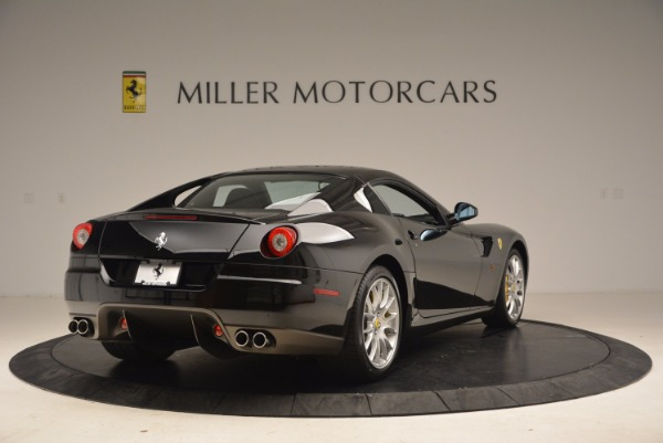 Used 2008 Ferrari 599 GTB Fiorano for sale Sold at Bentley Greenwich in Greenwich CT 06830 7