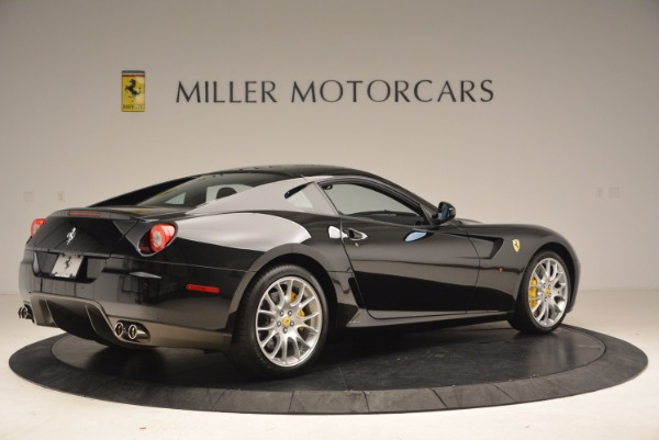 Used 2008 Ferrari 599 GTB Fiorano for sale Sold at Bentley Greenwich in Greenwich CT 06830 8