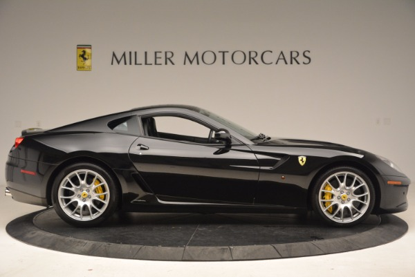 Used 2008 Ferrari 599 GTB Fiorano for sale Sold at Bentley Greenwich in Greenwich CT 06830 9