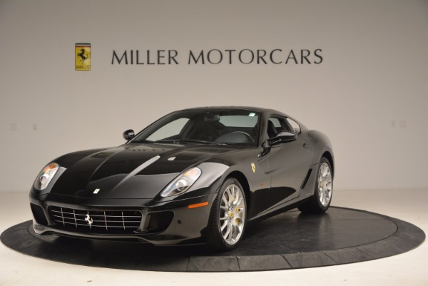 Used 2008 Ferrari 599 GTB Fiorano for sale Sold at Bentley Greenwich in Greenwich CT 06830 1