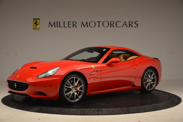 Used 2010 Ferrari California for sale Sold at Bentley Greenwich in Greenwich CT 06830 14