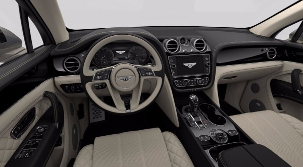 New 2018 Bentley Bentayga Signature for sale Sold at Bentley Greenwich in Greenwich CT 06830 6