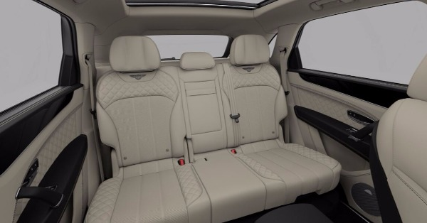 New 2018 Bentley Bentayga Signature for sale Sold at Bentley Greenwich in Greenwich CT 06830 9