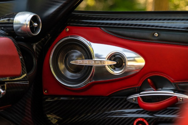 Used 2014 Pagani Huayra Tempesta for sale Sold at Bentley Greenwich in Greenwich CT 06830 15