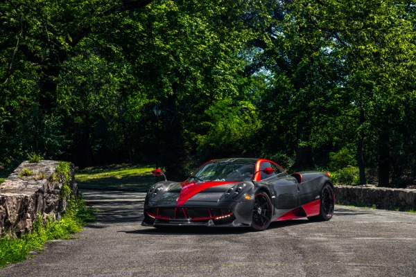 Used 2014 Pagani Huayra Tempesta for sale Sold at Bentley Greenwich in Greenwich CT 06830 2