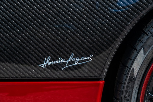 Used 2014 Pagani Huayra Tempesta for sale Sold at Bentley Greenwich in Greenwich CT 06830 20