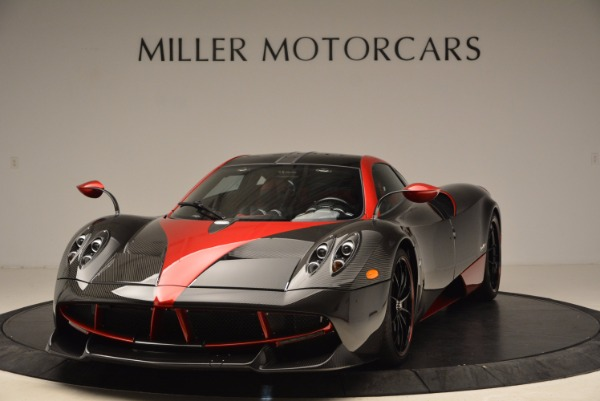 Used 2014 Pagani Huayra Tempesta for sale Sold at Bentley Greenwich in Greenwich CT 06830 22