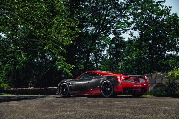 Used 2014 Pagani Huayra Tempesta for sale Sold at Bentley Greenwich in Greenwich CT 06830 4