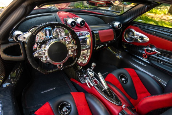 Used 2014 Pagani Huayra Tempesta for sale Sold at Bentley Greenwich in Greenwich CT 06830 5