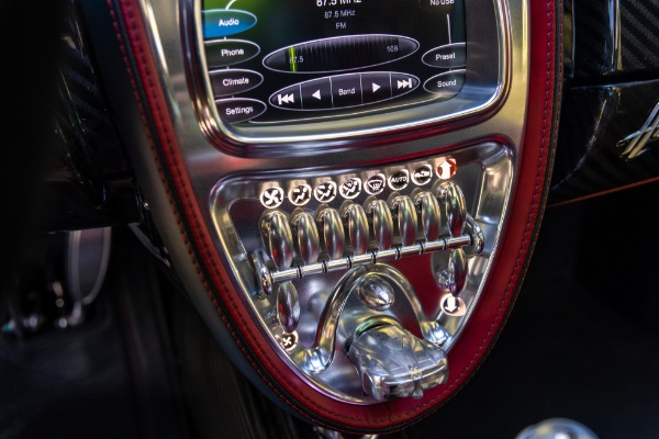 Used 2014 Pagani Huayra Tempesta for sale Sold at Bentley Greenwich in Greenwich CT 06830 6