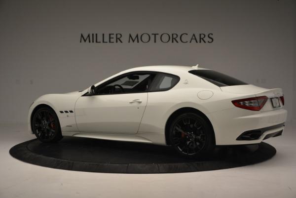 New 2016 Maserati GranTurismo Sport for sale Sold at Bentley Greenwich in Greenwich CT 06830 3