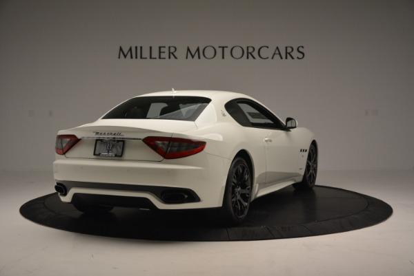 New 2016 Maserati GranTurismo Sport for sale Sold at Bentley Greenwich in Greenwich CT 06830 5