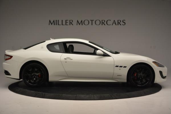 New 2016 Maserati GranTurismo Sport for sale Sold at Bentley Greenwich in Greenwich CT 06830 7