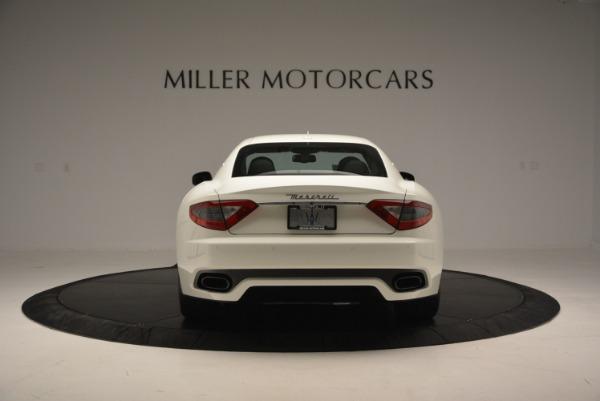 New 2016 Maserati GranTurismo Sport for sale Sold at Bentley Greenwich in Greenwich CT 06830 9
