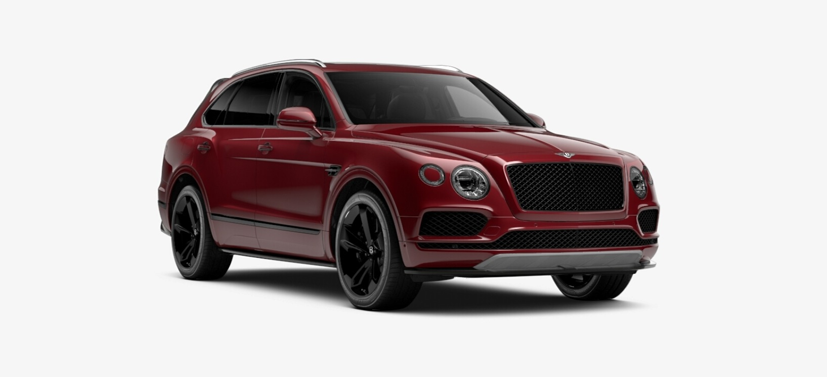 New 2018 Bentley Bentayga Black Edition for sale Sold at Bentley Greenwich in Greenwich CT 06830 1
