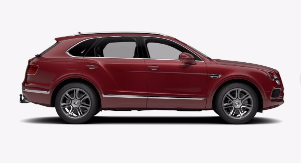 New 2018 Bentley Bentayga Activity Edition-Now with seating for 7!!! for sale Sold at Bentley Greenwich in Greenwich CT 06830 2