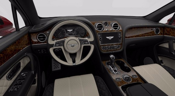 New 2018 Bentley Bentayga Activity Edition-Now with seating for 7!!! for sale Sold at Bentley Greenwich in Greenwich CT 06830 6
