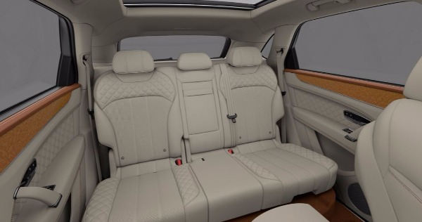 New 2018 Bentley Bentayga Onyx for sale Sold at Bentley Greenwich in Greenwich CT 06830 9