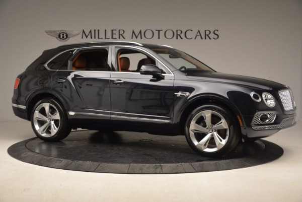 Used 2018 Bentley Bentayga W12 Signature for sale Call for price at Bentley Greenwich in Greenwich CT 06830 10