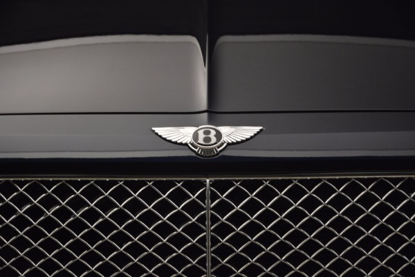 Used 2018 Bentley Bentayga W12 Signature for sale Call for price at Bentley Greenwich in Greenwich CT 06830 14