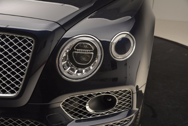 Used 2018 Bentley Bentayga W12 Signature for sale Call for price at Bentley Greenwich in Greenwich CT 06830 15