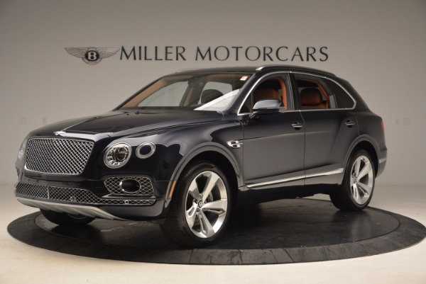 Used 2018 Bentley Bentayga W12 Signature for sale Call for price at Bentley Greenwich in Greenwich CT 06830 2