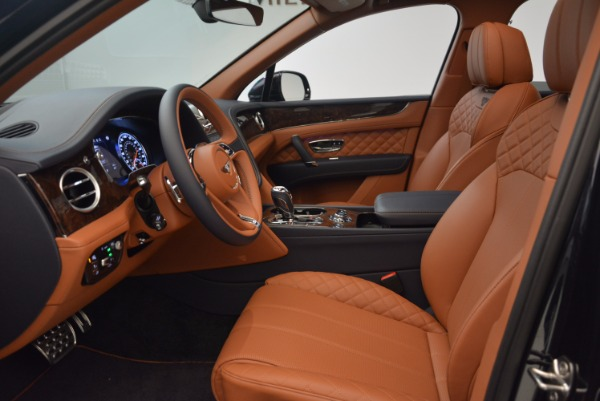 Used 2018 Bentley Bentayga W12 Signature for sale Call for price at Bentley Greenwich in Greenwich CT 06830 23