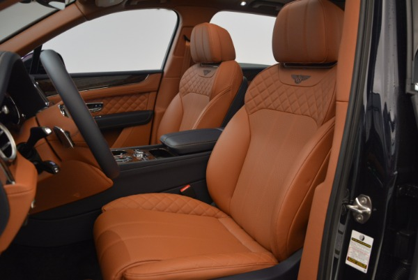 Used 2018 Bentley Bentayga W12 Signature for sale Call for price at Bentley Greenwich in Greenwich CT 06830 24
