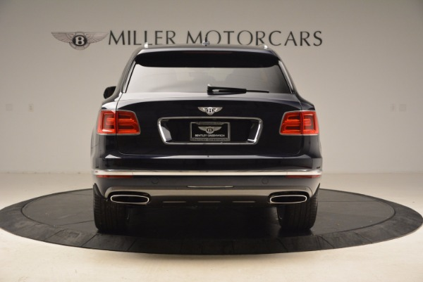 Used 2018 Bentley Bentayga W12 Signature for sale Call for price at Bentley Greenwich in Greenwich CT 06830 6