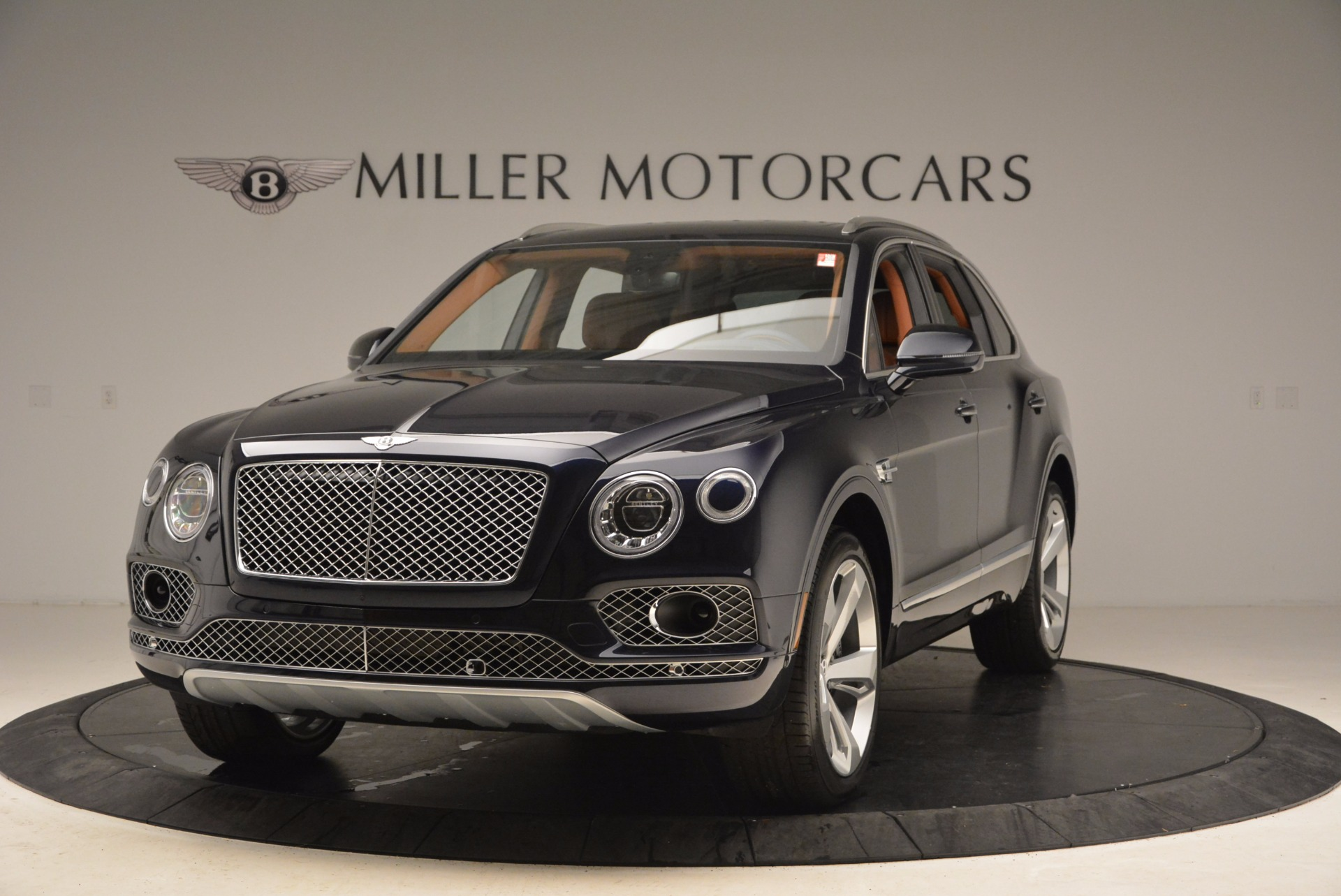 Used 2018 Bentley Bentayga W12 Signature for sale Call for price at Bentley Greenwich in Greenwich CT 06830 1