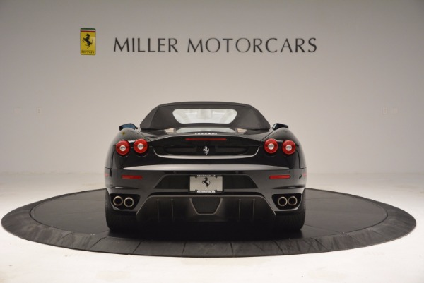 Used 2008 Ferrari F430 Spider for sale Sold at Bentley Greenwich in Greenwich CT 06830 18