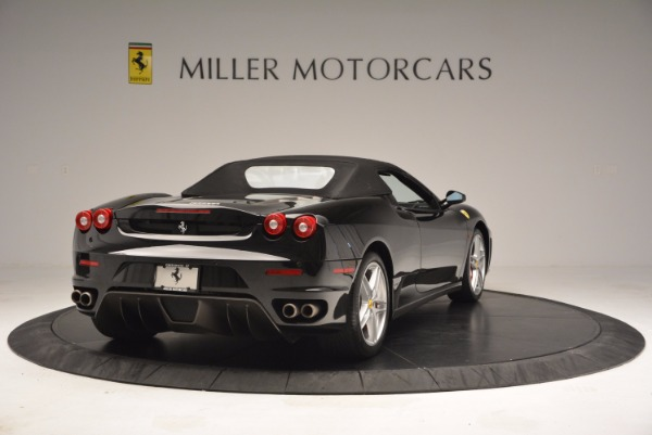 Used 2008 Ferrari F430 Spider for sale Sold at Bentley Greenwich in Greenwich CT 06830 19