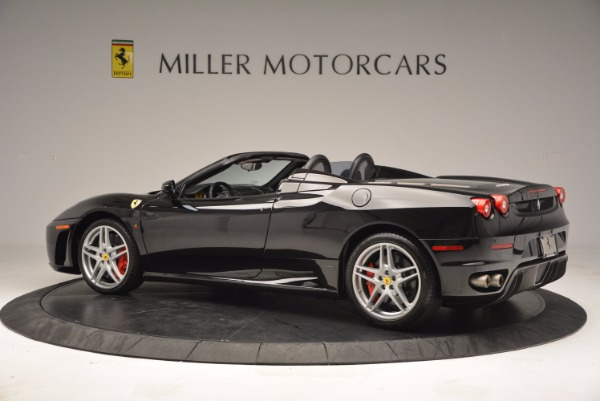 Used 2008 Ferrari F430 Spider for sale Sold at Bentley Greenwich in Greenwich CT 06830 4