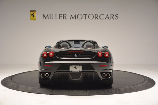 Used 2008 Ferrari F430 Spider for sale Sold at Bentley Greenwich in Greenwich CT 06830 6
