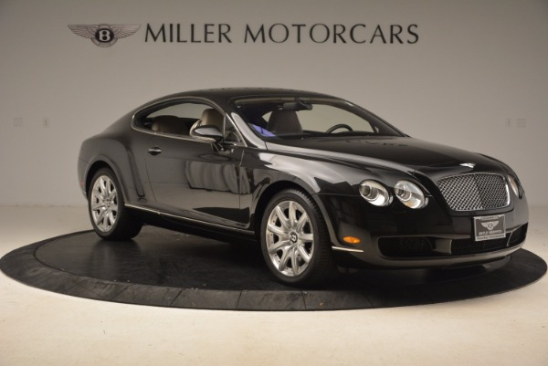 Used 2005 Bentley Continental GT W12 for sale Sold at Bentley Greenwich in Greenwich CT 06830 11