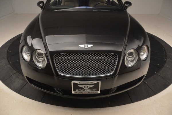 Used 2005 Bentley Continental GT W12 for sale Sold at Bentley Greenwich in Greenwich CT 06830 13