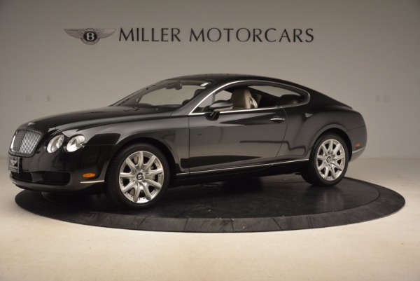 Used 2005 Bentley Continental GT W12 for sale Sold at Bentley Greenwich in Greenwich CT 06830 2