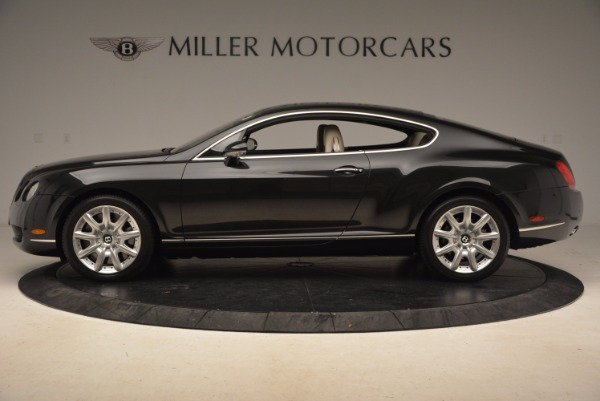 Used 2005 Bentley Continental GT W12 for sale Sold at Bentley Greenwich in Greenwich CT 06830 3