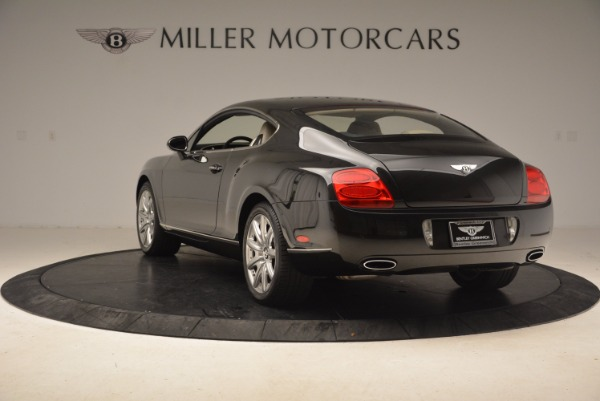 Used 2005 Bentley Continental GT W12 for sale Sold at Bentley Greenwich in Greenwich CT 06830 5
