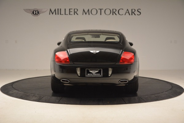 Used 2005 Bentley Continental GT W12 for sale Sold at Bentley Greenwich in Greenwich CT 06830 6