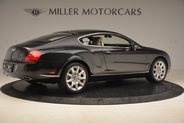 Used 2005 Bentley Continental GT W12 for sale Sold at Bentley Greenwich in Greenwich CT 06830 8