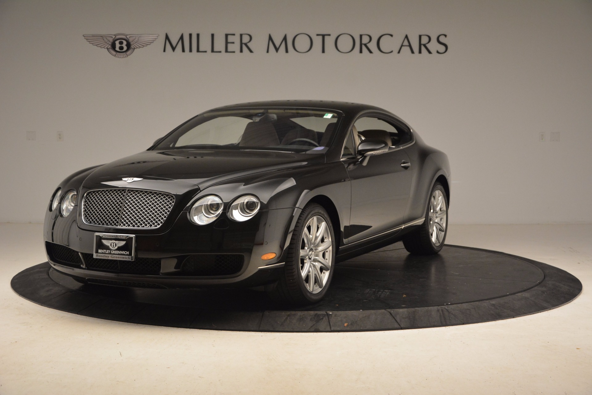 Used 2005 Bentley Continental GT W12 for sale Sold at Bentley Greenwich in Greenwich CT 06830 1