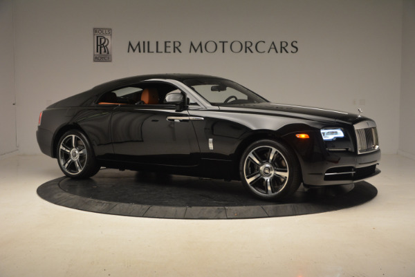 New 2018 Rolls-Royce Wraith for sale Sold at Bentley Greenwich in Greenwich CT 06830 10