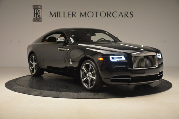 New 2018 Rolls-Royce Wraith for sale Sold at Bentley Greenwich in Greenwich CT 06830 11