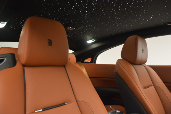 New 2018 Rolls-Royce Wraith for sale Sold at Bentley Greenwich in Greenwich CT 06830 24