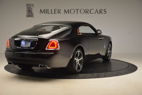 New 2018 Rolls-Royce Wraith for sale Sold at Bentley Greenwich in Greenwich CT 06830 7