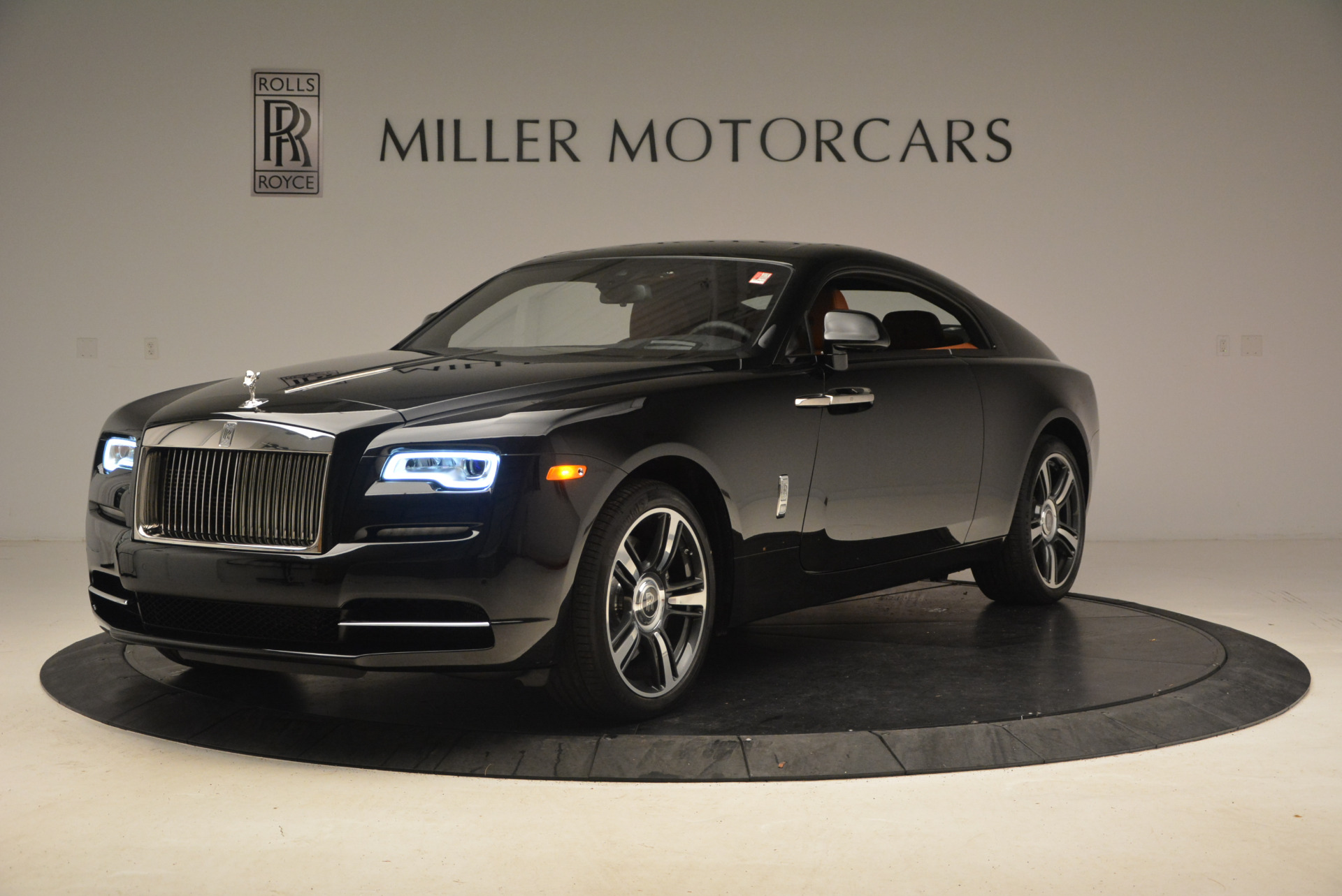 New 2018 Rolls-Royce Wraith for sale Sold at Bentley Greenwich in Greenwich CT 06830 1