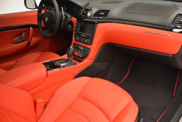 New 2017 Maserati GranTurismo Sport for sale Sold at Bentley Greenwich in Greenwich CT 06830 19