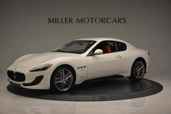 New 2017 Maserati GranTurismo Sport for sale Sold at Bentley Greenwich in Greenwich CT 06830 2